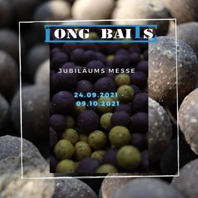 Jubiläums-Messe: 10 Jahre Long-Baits -