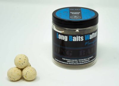 Long Baits - Balanced Hookbait Wafters Coconut Toffee