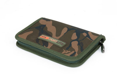 FOX Camolite Licence Wallet